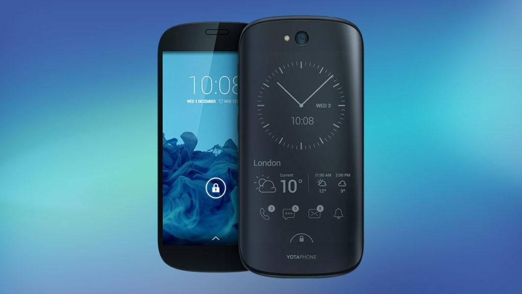 История появления смартфонов YotaPhone