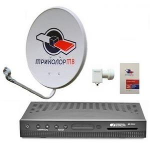 Особенности антенн ресиверов от Триколор ТВ