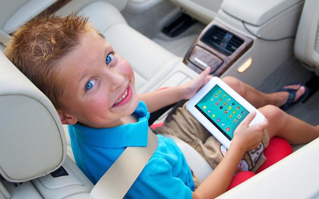 Детский интернет от Мегафон