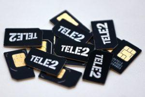 симка теле2 с безлимитным интернетом