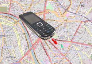 как узнать геолокацию по номеру телефона