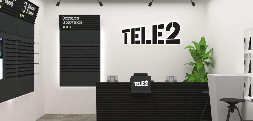 теле2 контакты
