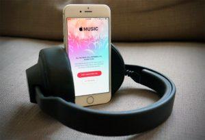 как отключить подписку Apple Music