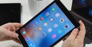номер телефона на iPad