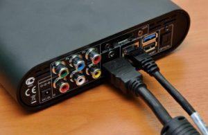 простой способ подключить ресивер к телевизору