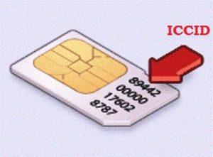 номер sim карты