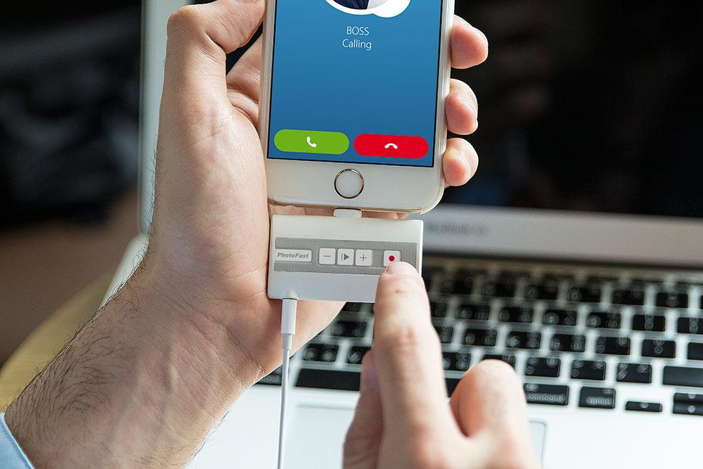 бесплатная программа для айфона запись телефонного разговора