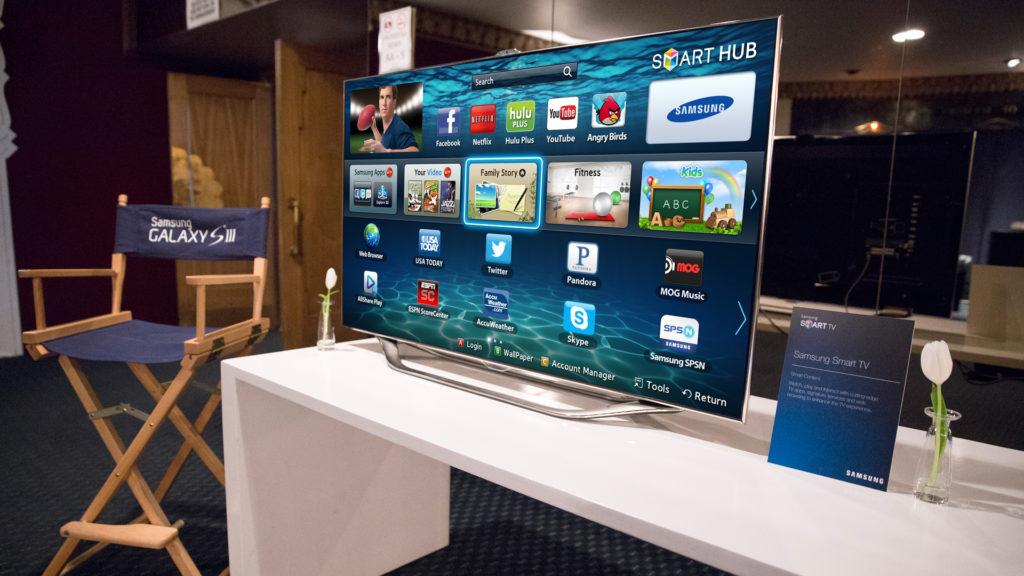 программы для телевизоров samsung