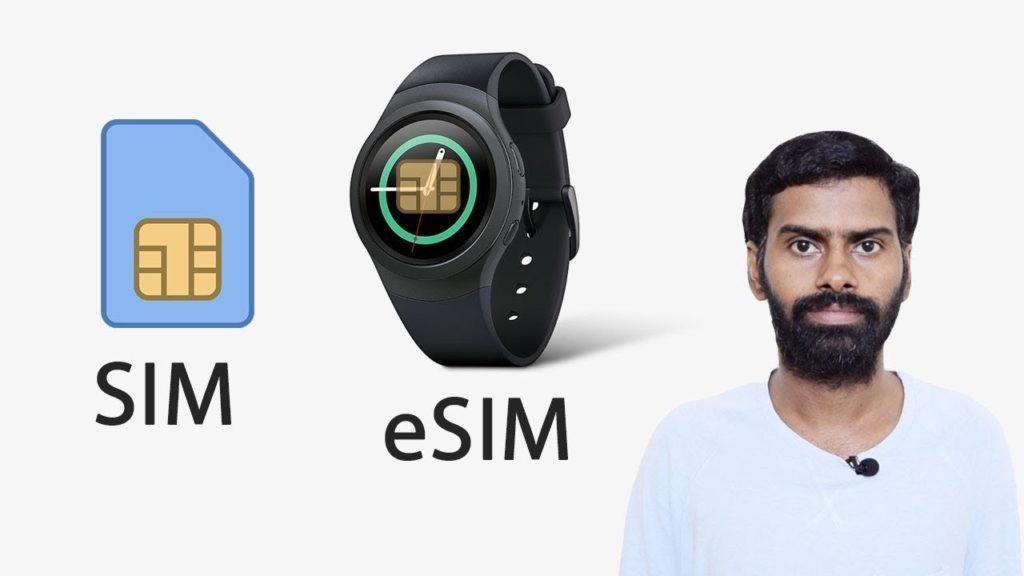 eSIM от Мегафон или МТС