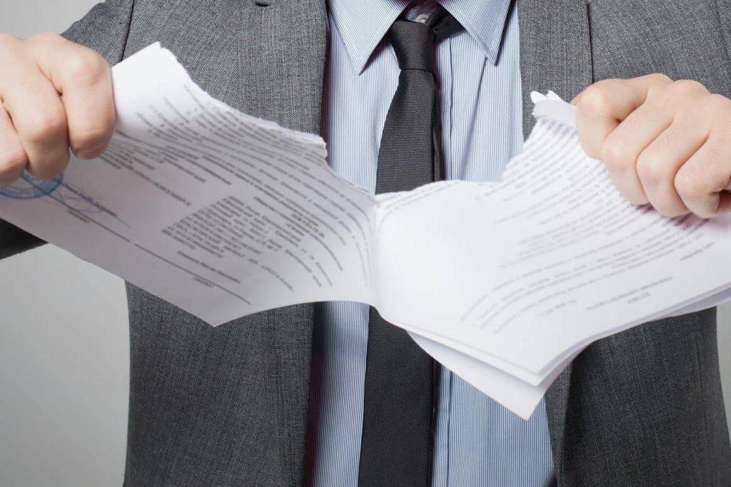 расторгнуть договор с мтс через личный кабинет