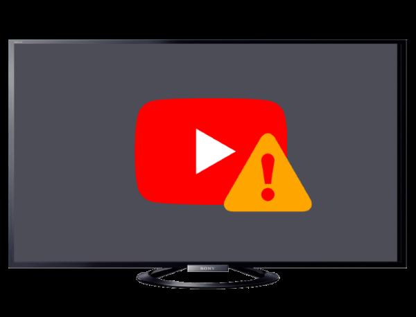 Почему не работает Ютуб на телевизоре