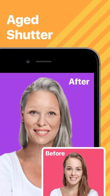 Приложение Face Master, которое старит лицо