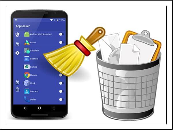 Очистка памяти телефона, чтобы Ватсап работал