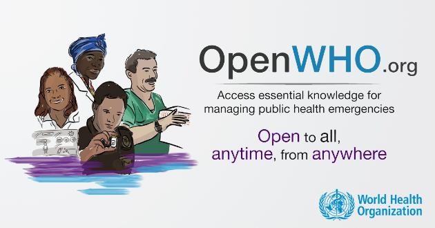 Приложение по коронавирусу OpenWHO