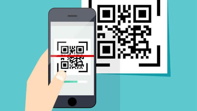 Как сканировать куар-код на смартфоне