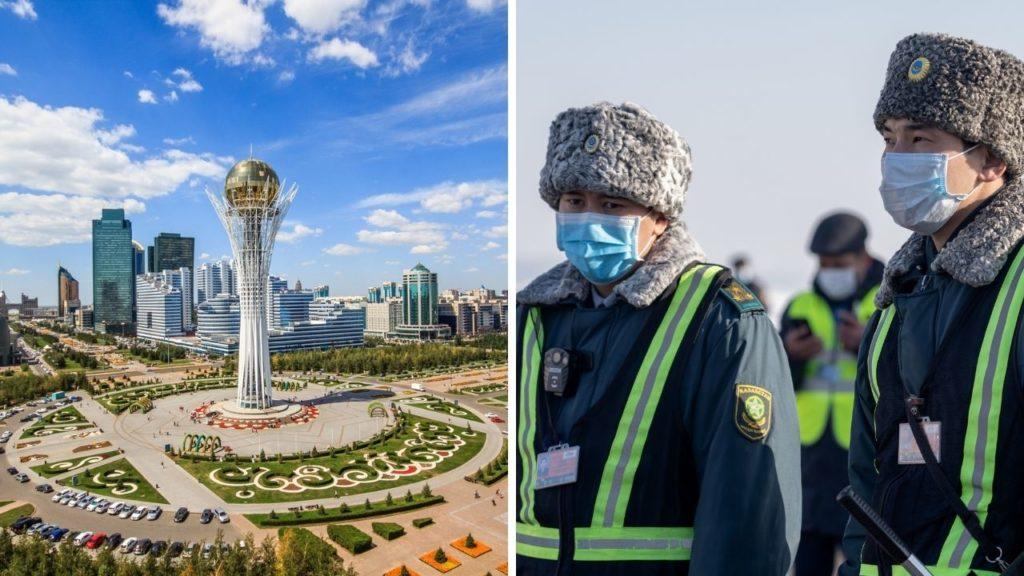 Как проехать через границу с Казахстаном сейчас