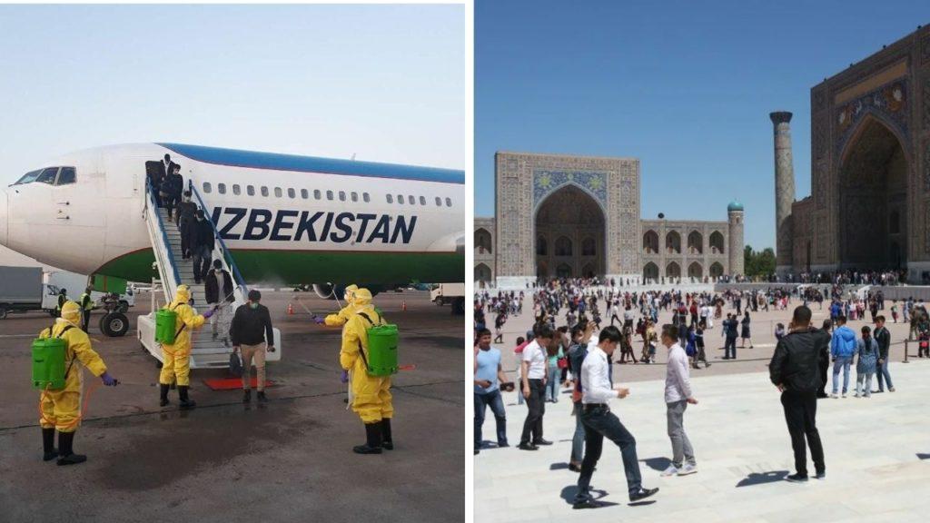 Изменение правил тестирования въезжающих из-за рубежа не скажется на турпотоке в Узбекистан
