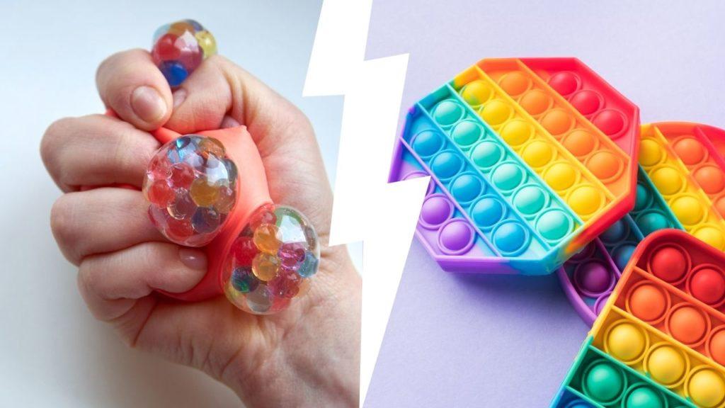 В чем смысл и польза игрушек Pop-it и Simple Dimple для детей и взрослых