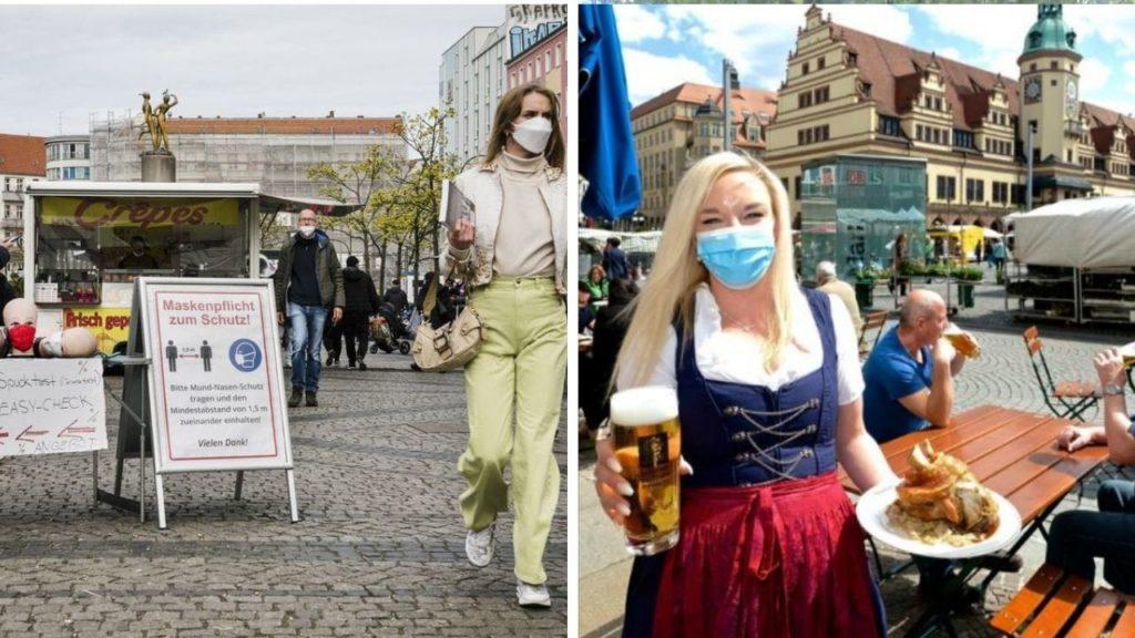 С 7 июля разрешен въезд в Германию при условии прохождения пятидневного карантина