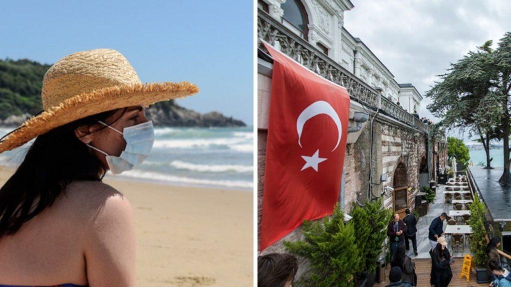 Турцию могут закрыть уже в июле из-за распространения дельта-ковида